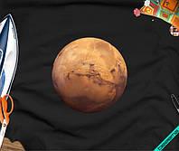 Наклейка на ткань Марс [7 размеров в ассортименте]