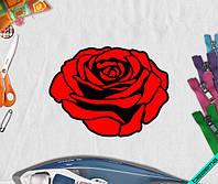 Термоаппликации на купальники Роза [7 размеров в ассортименте]