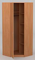 Шкаф ЗУ Гардероб угловой (802*802*1950Н)
