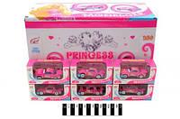 Набор машинок розовые ТН398-33 52*35*49 см