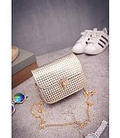 Золотая сумка,кроссбоди