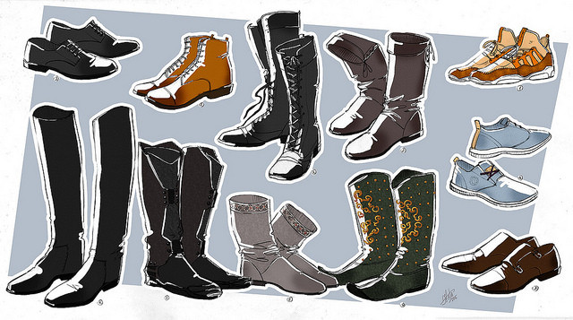 Огромный ассортимент обуви оптом