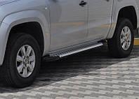 Боковые пороги VW Amarok (площадка Saphire), фото 1