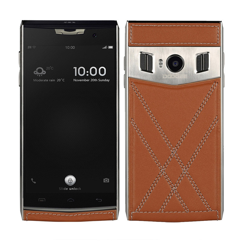 Doogee T3 Titans 3 brown IP56