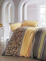Качественное Двуспальное постельное бельё Eponj Home MIRANDA SARI SV10