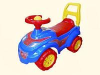 Детская каталка Автомобиль для прогулок Спайдер ТехноК 3077