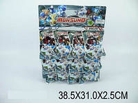 Детский игровой набор типа Монсуно 939-2 12  на планшетке 38х31х2 см