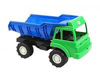 Детская машинка грузовик Орион песчаный 136