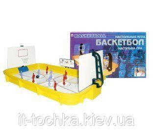 Настольная развивающая игра Баскетбол 0342 ТехноК