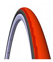 Покрышка 700 x23C (23-622) MITAS (RUBENA) PHOENIX R01 Racing Pro черн./красн.