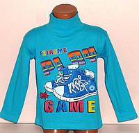 """Детский джемпер """"Play game"""" для мальчиков 4,5,6,7,8 лет, 100% хлопок.Детская одежда оптом"""