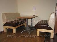 Диван для ресторана №1; диван индивидуальный для ресторана, мягкая мебель для ресторана, диваны под заказ