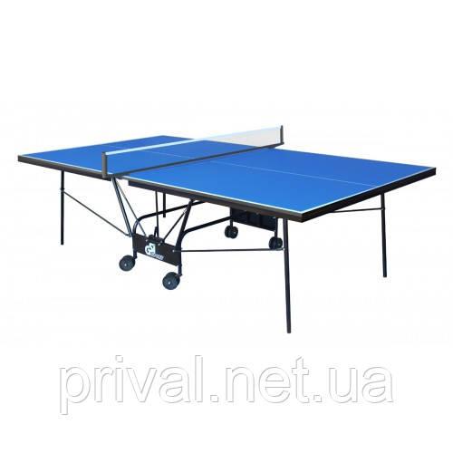 Теннисный стол GSI-Sport Compact Premium (Gk-6) Бесплатная доставка Подарок - Привал в Одессе