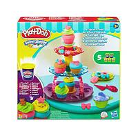 "Набор Hasbro Play-Doh ""Башня из кексов"" (A5144), фото 1"