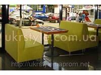 Диван для ресторана №9; диван индивидуальный для ресторана, мягкая мебель для ресторана, диваны под заказ