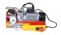 Таль (лебедка) электрическая 500/250кг INTERTOOL GT1482