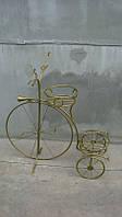 Велосипед кованый декоративный Длина 80 см.