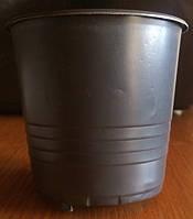 Горшечок (стакан) мягкий з отворами 200мл