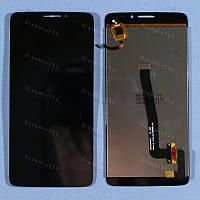 Оригинальный ЛСД экран и Тачскрин сенсор Alcatel one touch idol x 6043D orig модуль