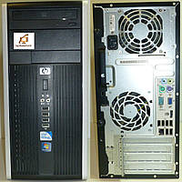 Системний блок HP 6000 Tower ( Core2Quad Q6600/ DDR3 8Gb/ HDD 250Gb/ DVD)