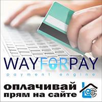 Оплатить свой заказ можете прям на сайте