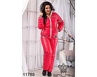 Спортивный теплые костюм р.50,52,54, код 452П