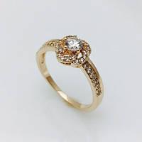 Кольцо Пион, размер 16, 17, 18, 19