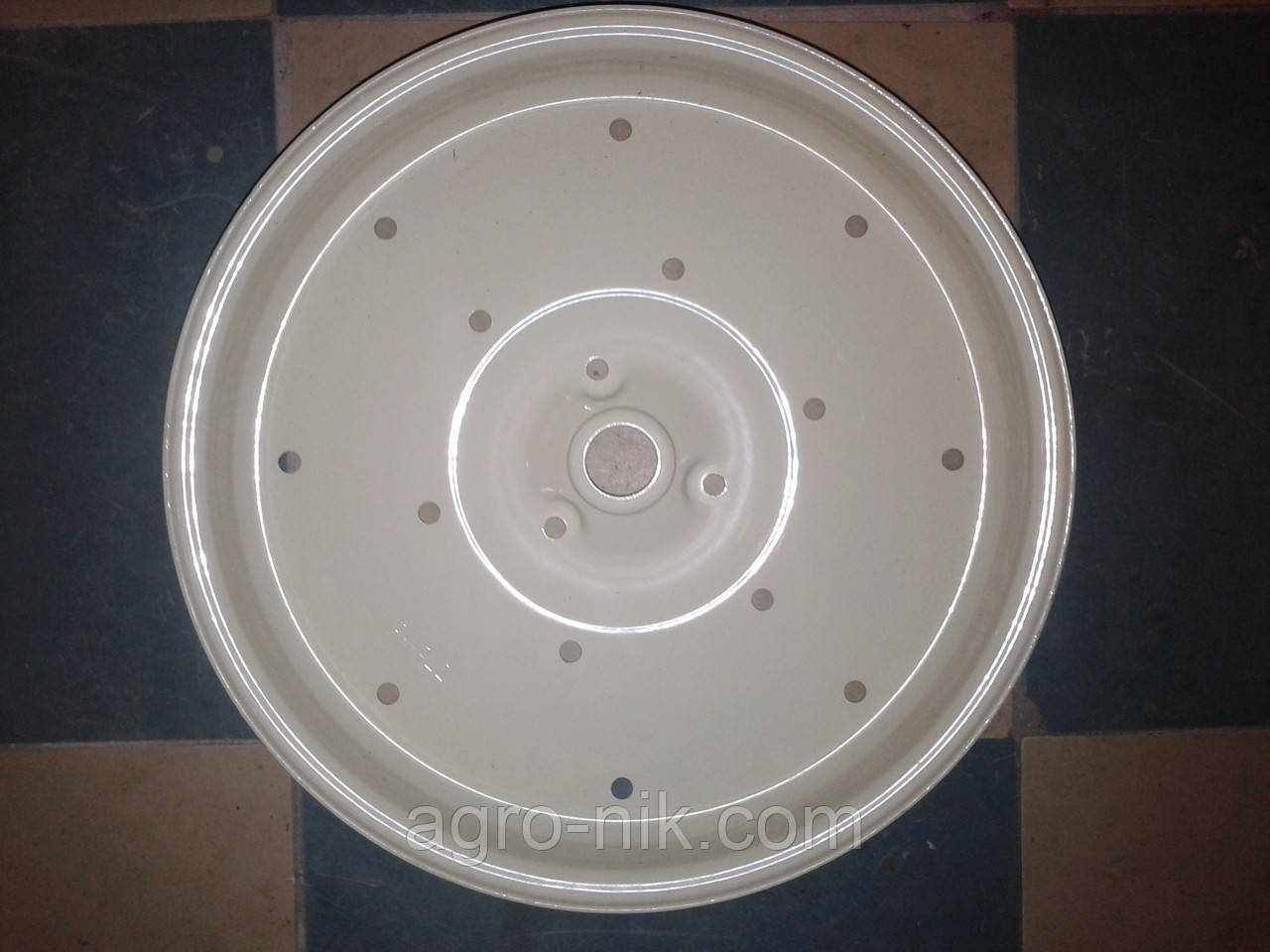 Диск колеса к сеялке кинзе GD 9120