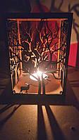 Светильника ночные по индивидуальному дизайну