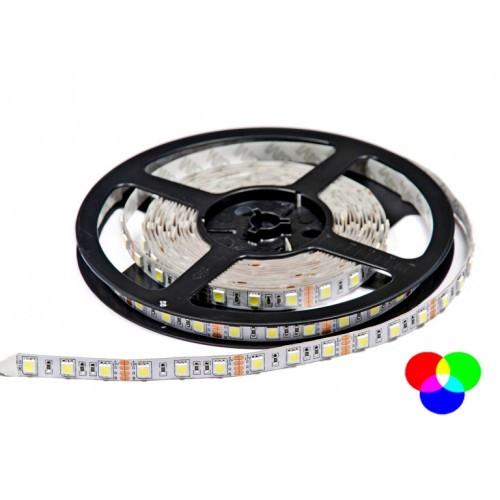 Светодиодная лента B-LED 5050-60 RGB, негерметичная, 5метров