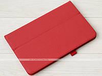 Чехол Classic Folio для Samsung Galaxy Tab A 10.1 2016 SM-T580, SM-T585 Red