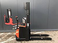 Штабелер электрический поводковый Toyota BT SWE 120 1,2т 4.2м-высота подьема