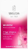 "Weleda Ampulle Wildrose 7 Tage Glättende Schönheits-Kur - интенсивный уход за кожей лица в ампулах""роза"",7 шт"