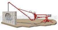 Круговые механические распределительные стрелы, фото 1
