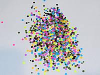 Конфетти для дизайна ногтей №6