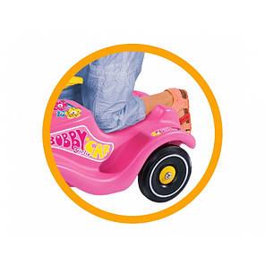 Машинка каталка розовая Big 56029, фото 2