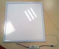 Светильник  TPL-6060-36W  LED  595*595*10мм  36вт  4100К  стекло матовое