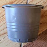 Горшечок (стакан) мягкий з отворами 180мл