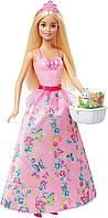 Кукла Барби из серии весенняя коллекция, Barbie Easter Princess