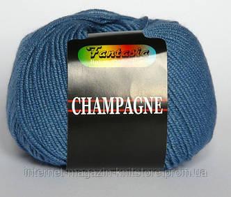 Пряжа Сеам Champagne джинс