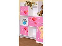Книжный шкаф Мульти Мишки