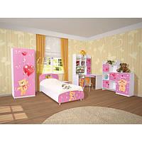 Детская комната Мульти Мишки