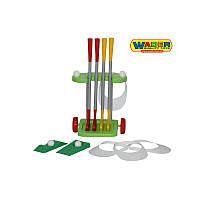 Набор для гольфа  15 частей WADER 56504