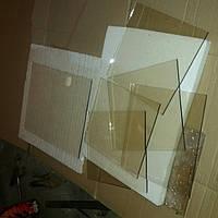 Жаростойкое стекло Robax толщина 4мм ( 210*225 мм) ширина 21 см длина 22,5 см