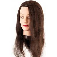 Манекен голова натур. волосся - довге 45-50см (шт.)