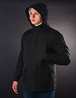 Зимняя parka beZet black blade - европейское качество до -30