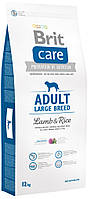 Корм для собак крупных пород Brit Care Large Breed Lamb & Rice