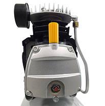 Компрессор FORTE FL-2T50 (1.5 кВт, 200 л/мин, 50 л), фото 3