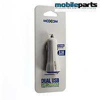 Автомобильное зарядное устройство Moxom  KC-05 Apple iPhone 5.5S