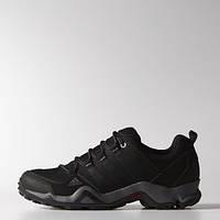 Мужские зимние кроссовки  Adidas  BRUSHWOOD AX2 LEA (АРТИКУЛ: M17482)